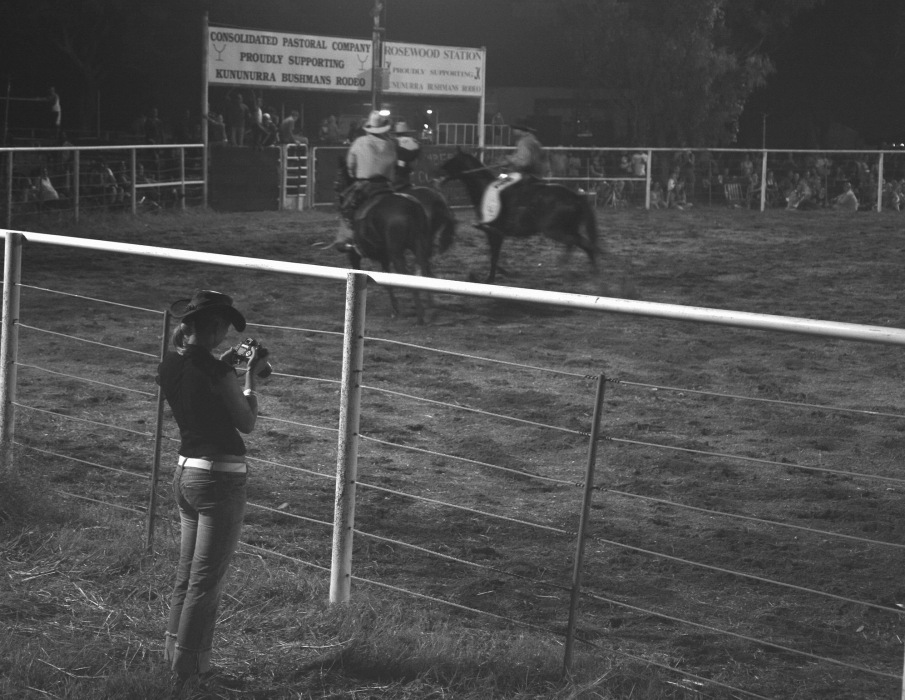 photoblog image Rodeo in Australia's far north