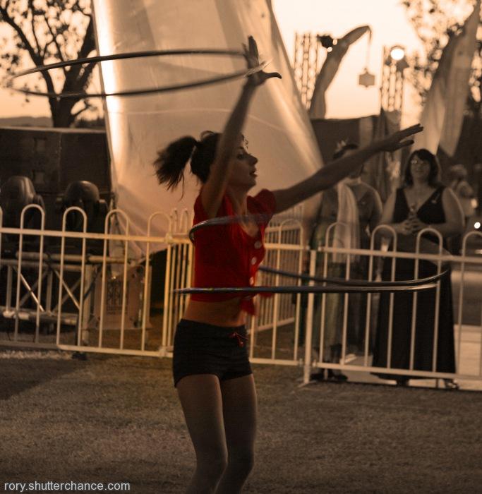 photoblog image hula hoop