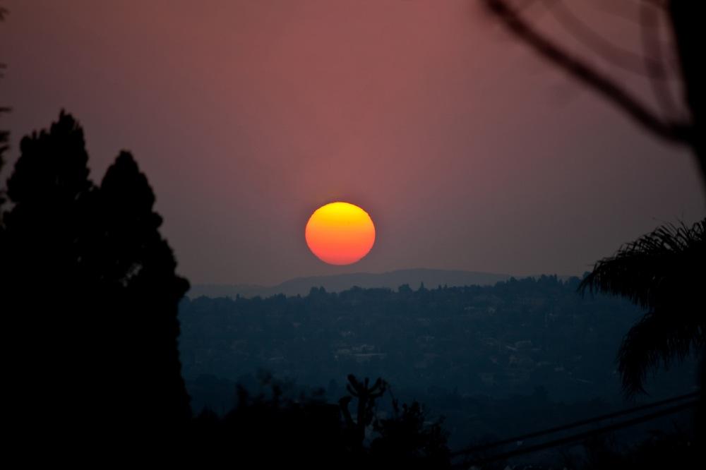 photoblog image African Sunset